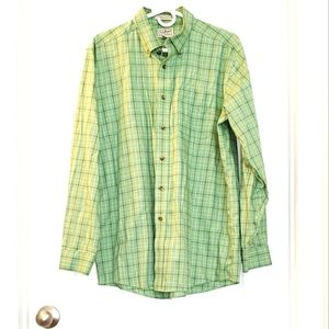 L.L.Bean Wrinkle Resistant Traditional Fit Shirt
